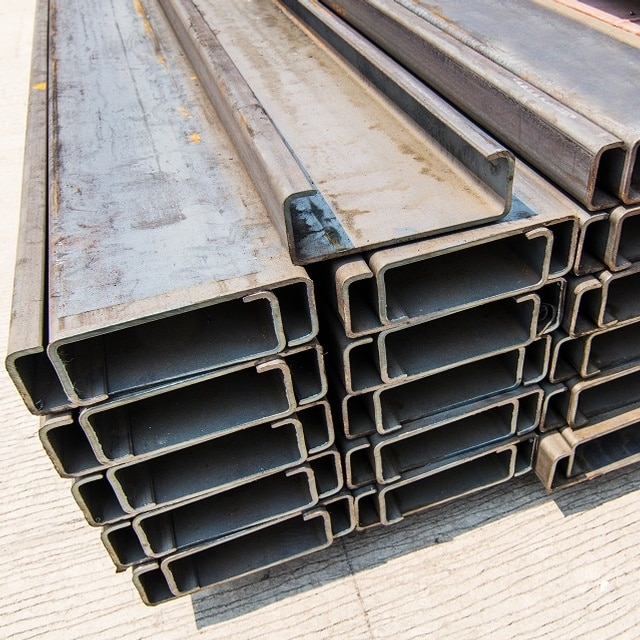 Minimising loss in prefabricated steel shipments