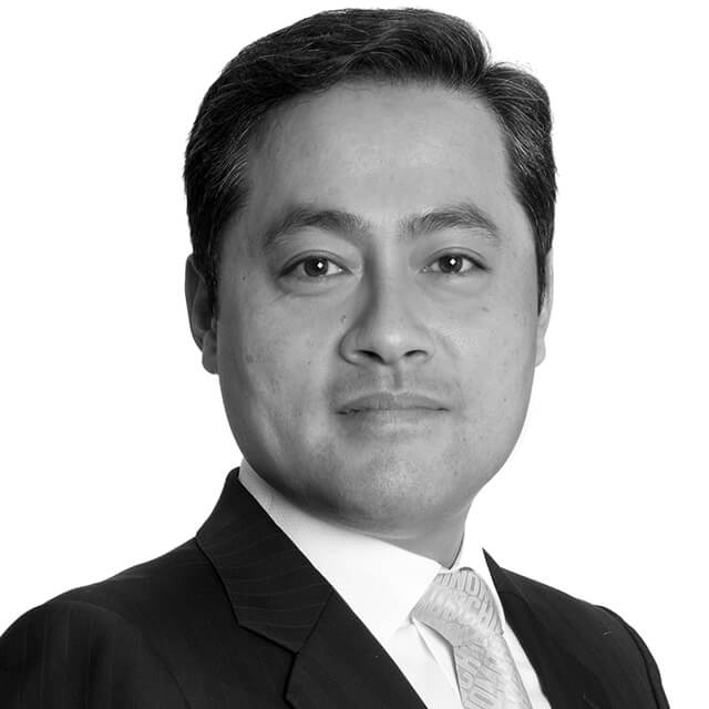 JY Lee - Assistant Vice President, Professional & Financial Risks - Hong Kong